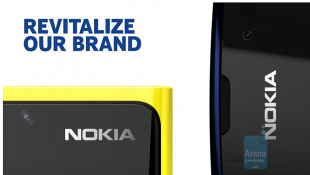 New Nokia Lumia Design