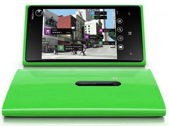 Nokia Lumia 920 Green