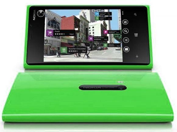 Nokia Lumia 920 Green