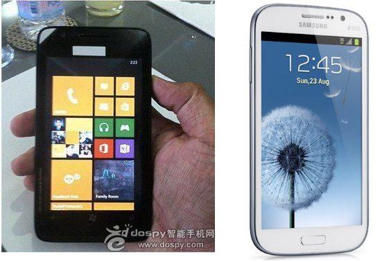 Nokia Lumia Grand Windows Phone