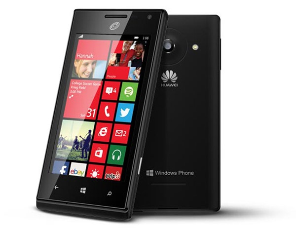 HUAWEI WINDOWS PHONE 8