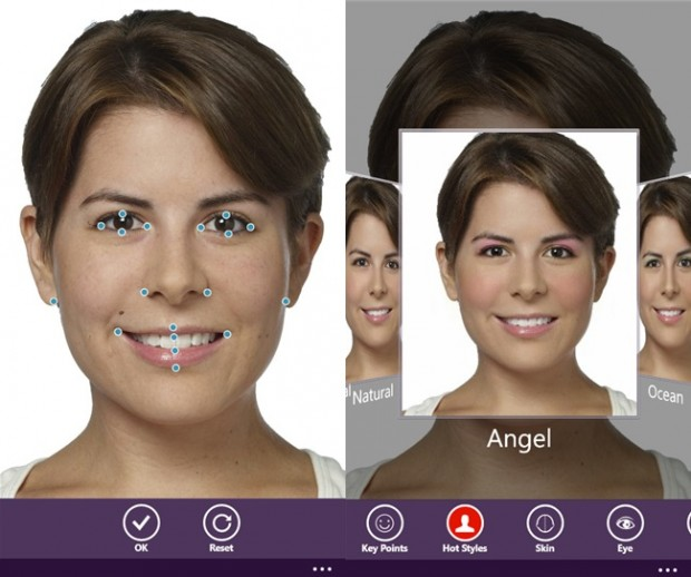 Perfect365 Windows Phone