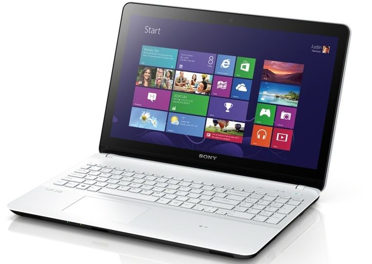 Sony Viao Fit Windows 8