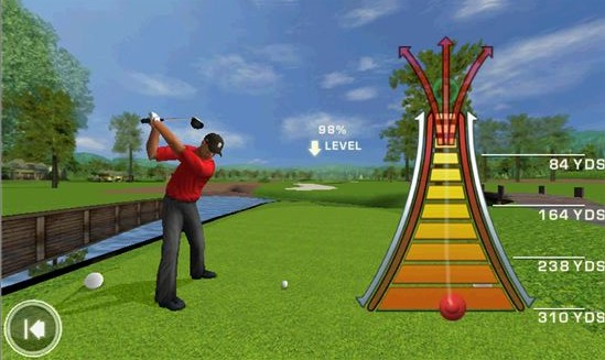 Tiger Woods 12 Lumia Windows Phone