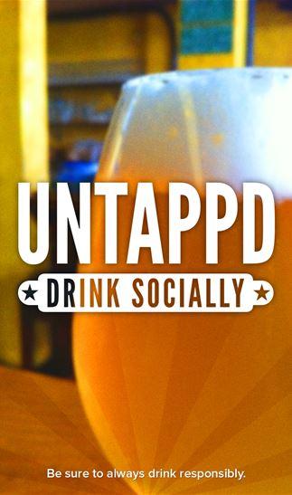 UNtappd Windows phone app