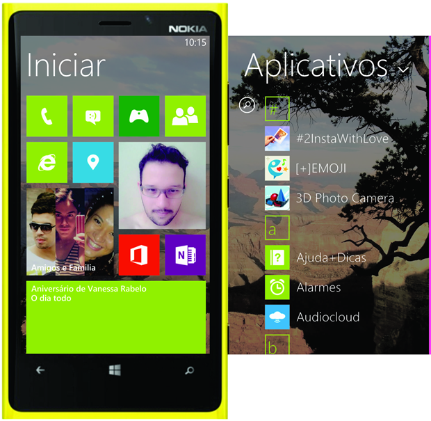 Will Wallpaper And Live Backgrounds Also Come To Windows Phone 81