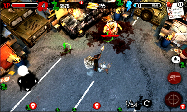 New Windows Phone game Zombie HQ by Rebellion now available