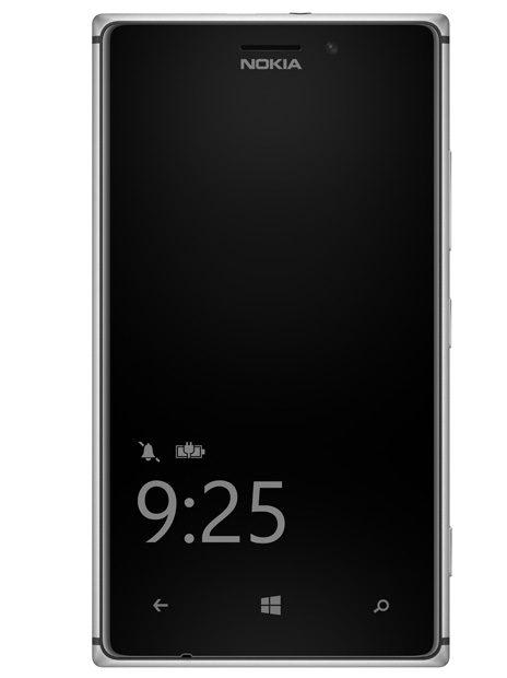 Nokia Lumia 925 Glance Screen