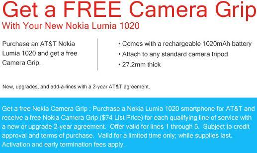 Free Camera grip