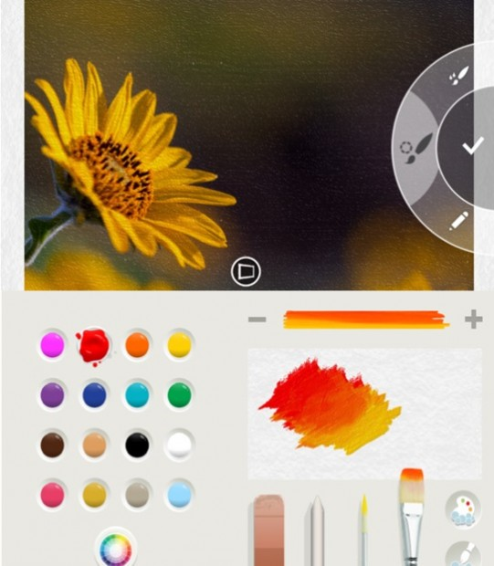 FreshPaint App Windows phone