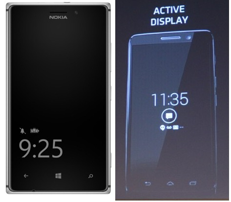 Motorola Copies Nokia