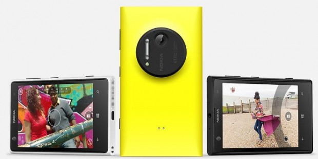 Nokia Lumia 1020 Official