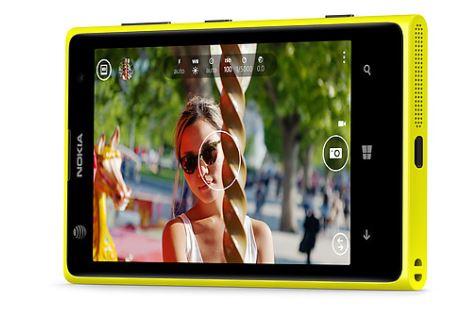 Nokia Pro Cam UI