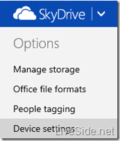 SkyDrive-Backed-up-device-settings