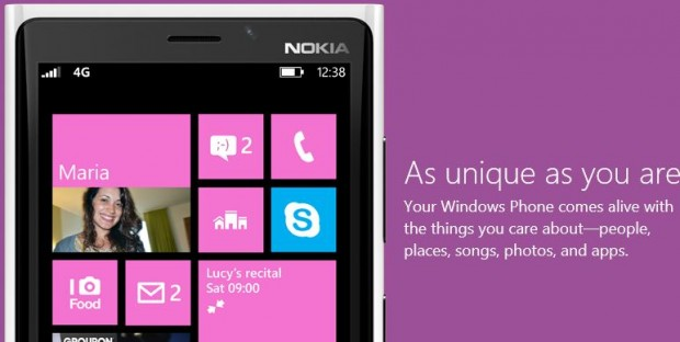Windows Phone promo