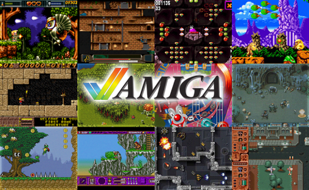 Amiga Windows Phone Games