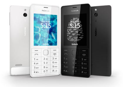 Nokia 515 Feature Phone