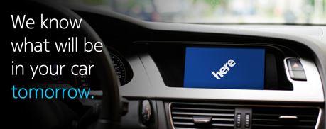 Nokia Car Announcement