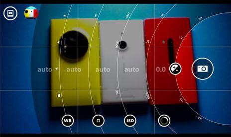Nokia Pro Cam Lumia 920