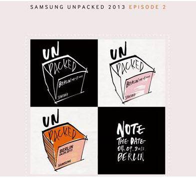 Samsung Unpacked 2013 Episode