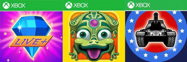 Xbox Games Windows Phone