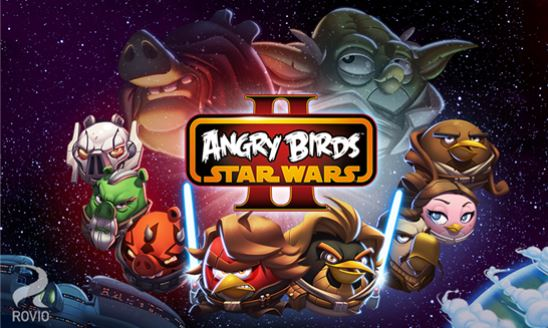 Angry Birds Star Wars 2 Windows Phone
