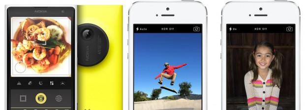 Nokia Lumia 1020 vs apple iphone 5s