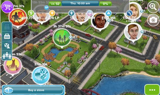 The Sims FreePlay Now Available As Free Download From