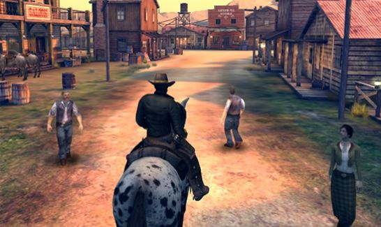 Six Guns XBox Windows Phone