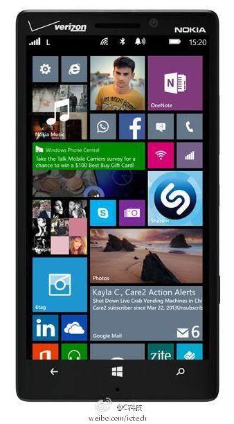 Nokia Lumia 929 1520