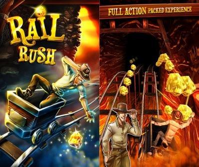 Rail Rush Windows Phone