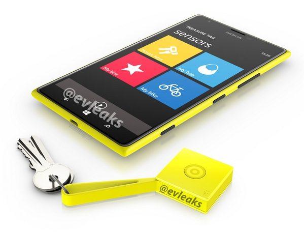 Nokia Lumia 1520 Render Alongside Nokia Treasure Tag Leaked 1