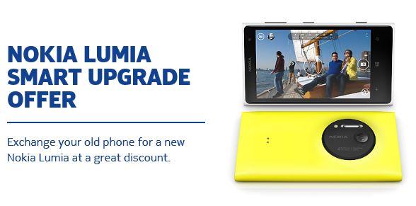 Nokia 1020 Buyback India