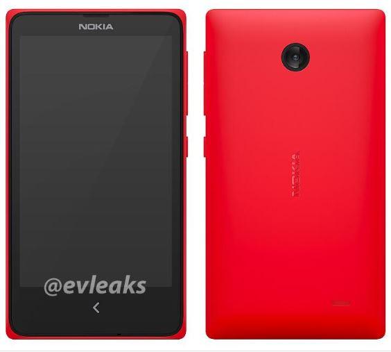 Nokia Normondy Lumia Asha
