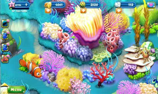 Disney's Nemo Reef Windows Phone