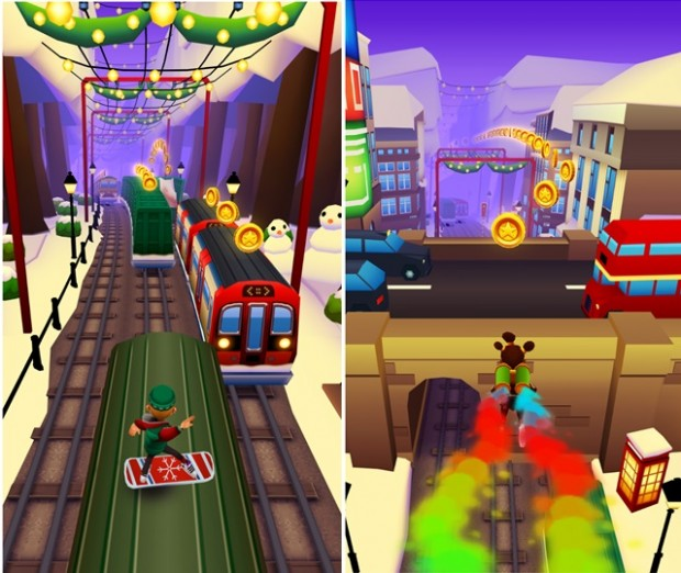 Subway Surfer Windows Phone