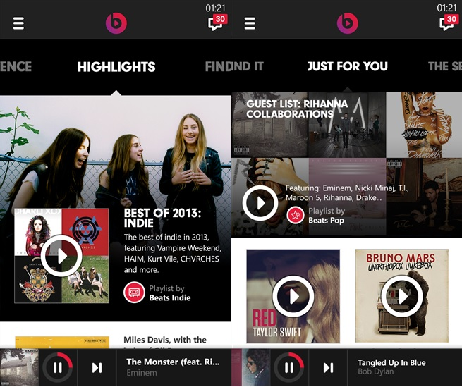 Beats Music Windows Phone Download