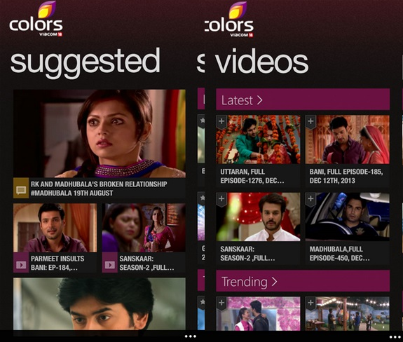 Official Colors TV App Now Available For Download From