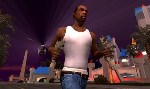 GTA San Andreas Windows Phone Download