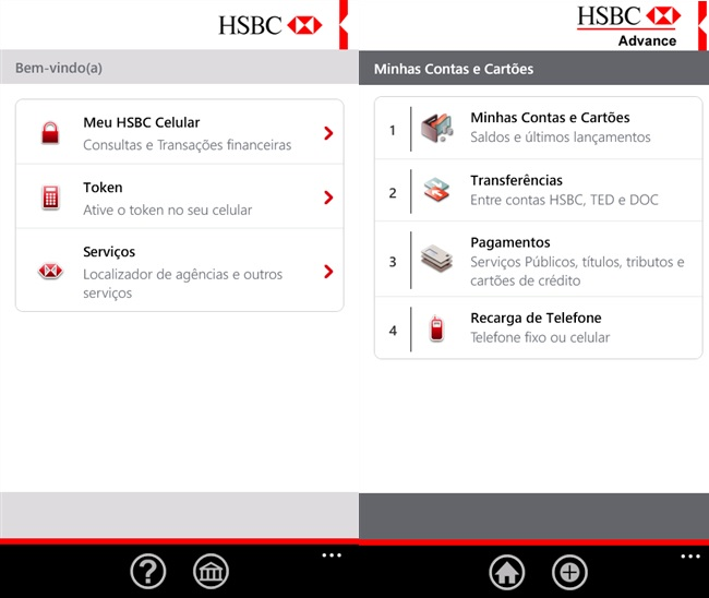 HSBC Brazil to withdraw their Windows Phone app in Brazil 13
