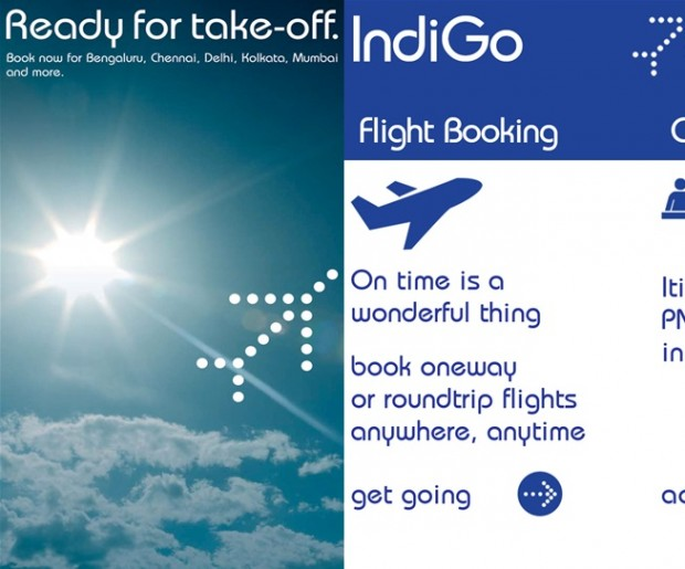 Official indigo airlines app now available in windows for Book now pay later flights