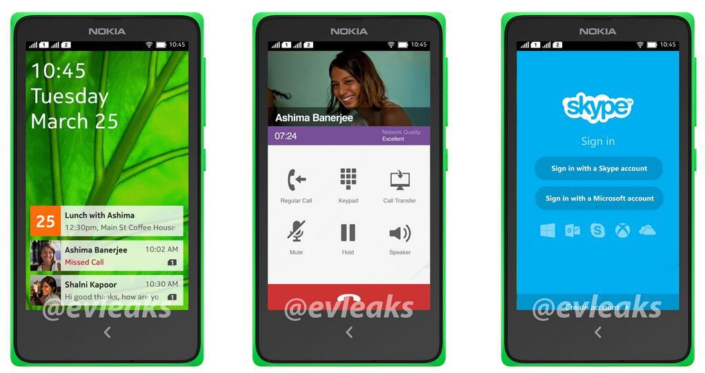Nokia Android OS