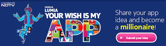 Nokia Season 2 Your Wish Is My App