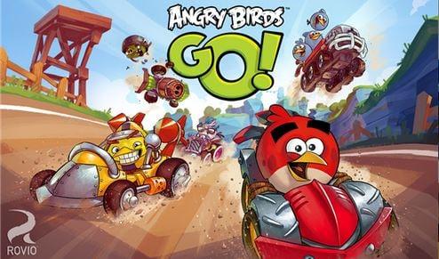 Angry Birds Go Windows Phone