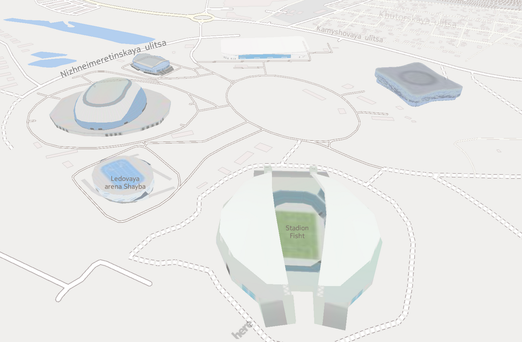 Nokia HERE sochi Maps update