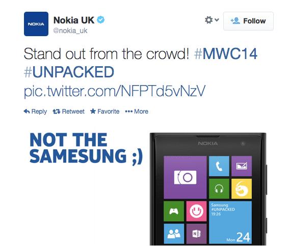 Nokia Shamesung