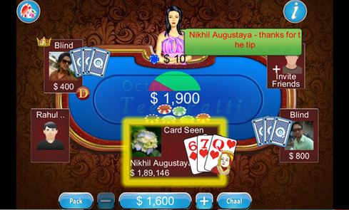 Teen Paati Indian Poker Windows Phone
