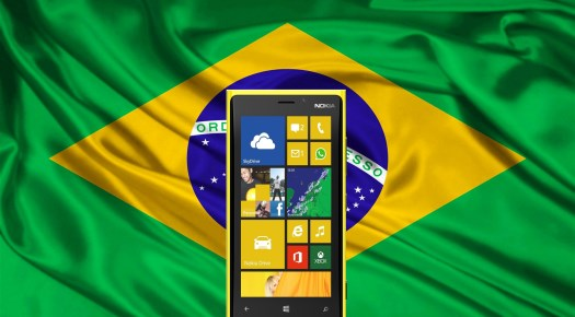 IDC: Windows Phone outsold iPhones in Brazil in Q3 2014, but still a small fraction of the market 1
