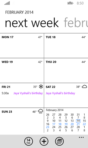 calendar week view 1