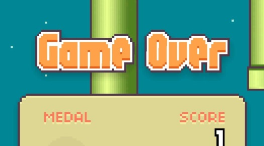 Flappy Bird dies before it can land on Windows Phone 7